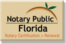 Notary Public Florida | Supplier Diversity