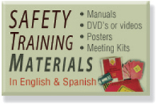 Safety Training Materials | Woman Owned Business