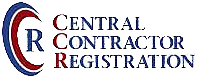 Central Contractor Registration for the US Government